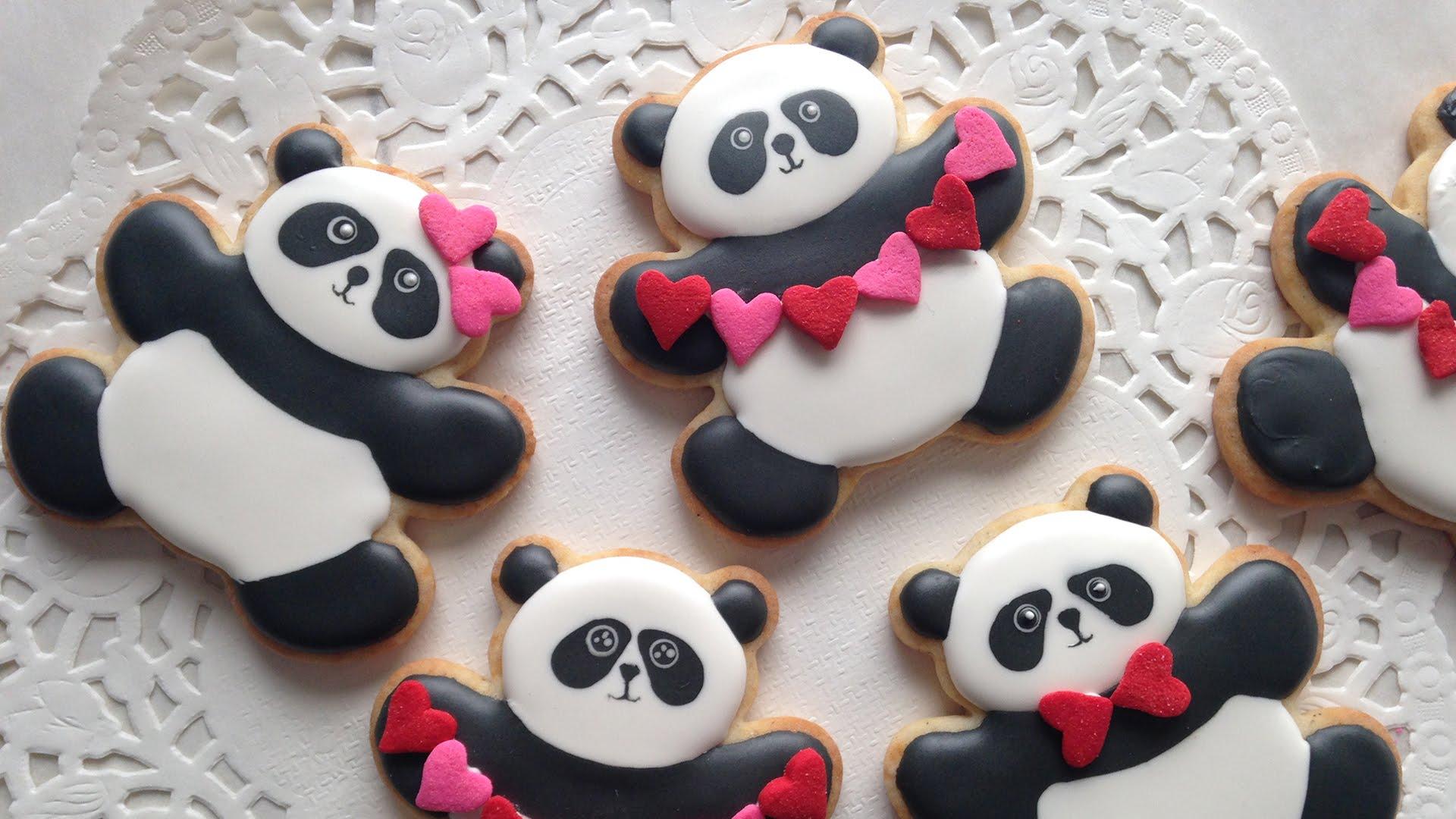 how to make mini panda cupcakes