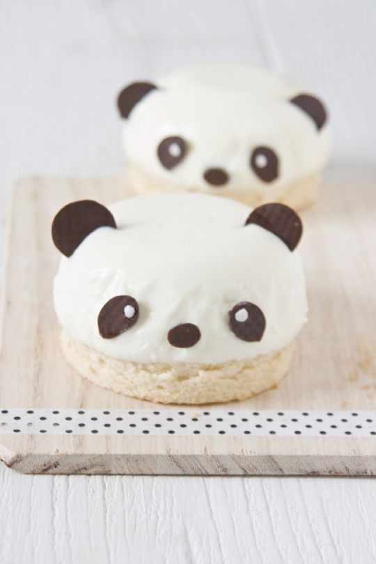 28 Panda Cupcakes Cookies And Cakes To Celebrate With