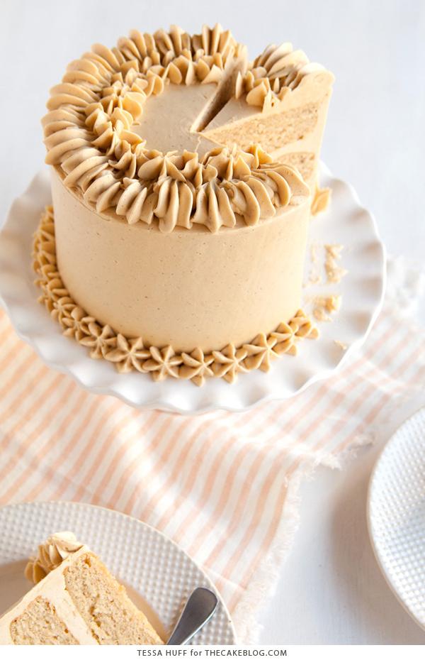 Pear maple cake 6
