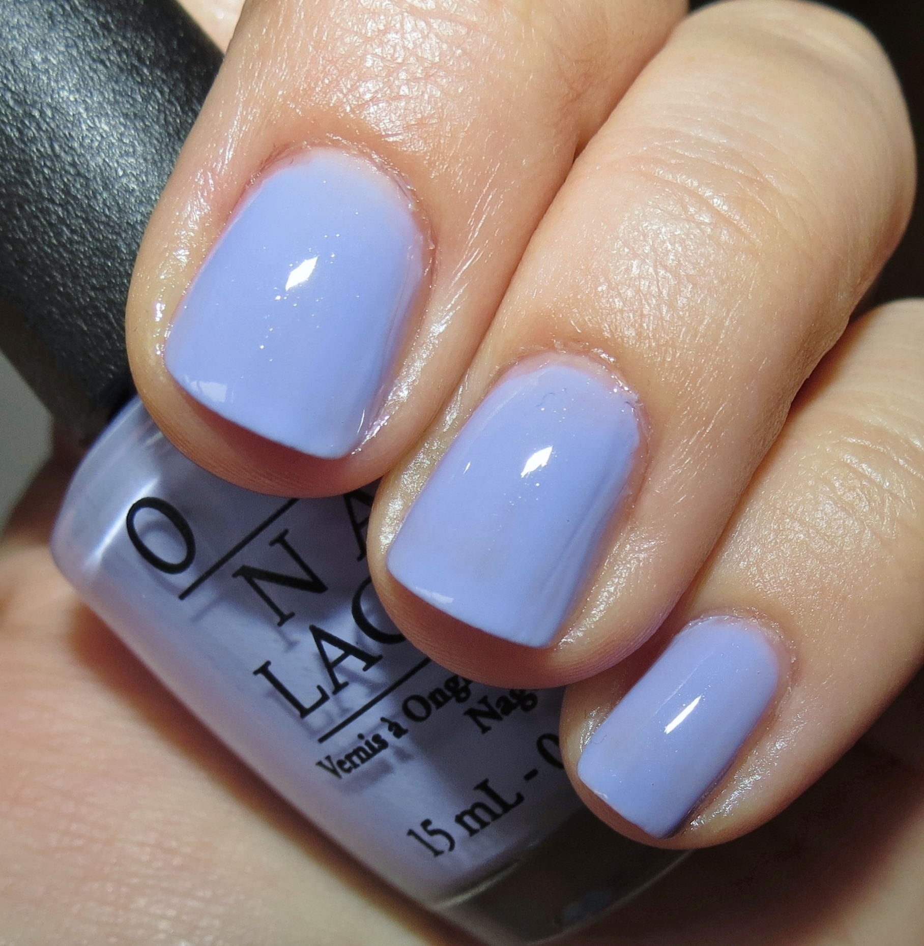 Perwinkle nail color