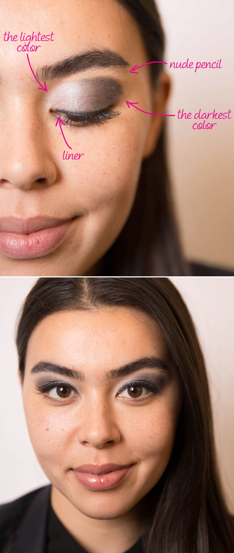 Get ready for date night with these 20 smokey eye tutorials smokey eye tutorial baditri Image collections