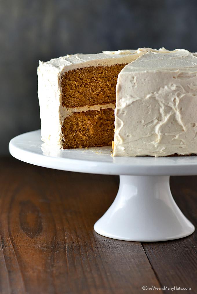 Sweet potato cake recipe 1