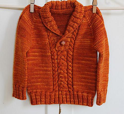 Abernathy sweater