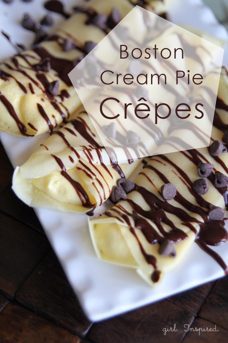 Boston cream pie crepes 1