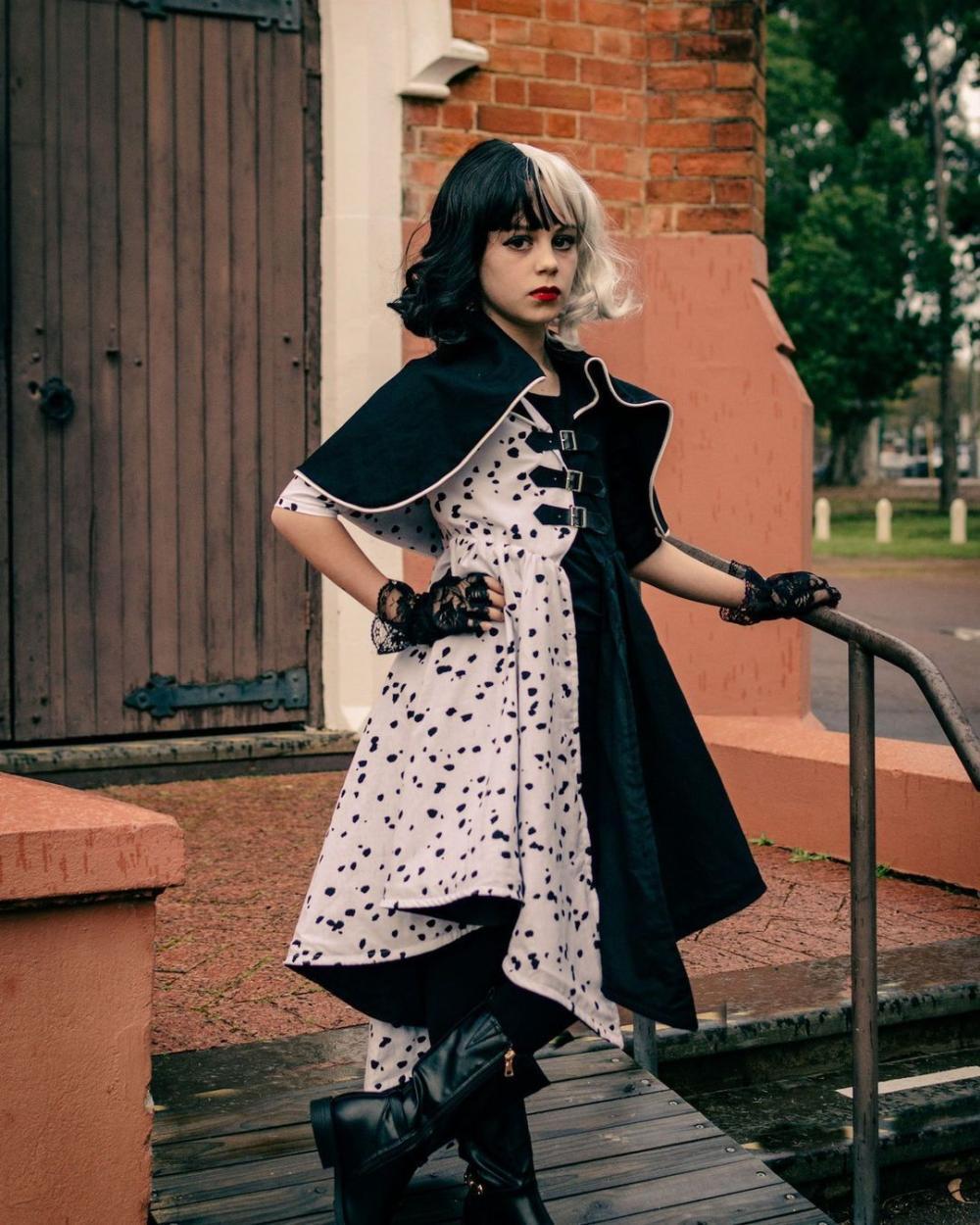 Cruella de vil easy halloween costumes for women