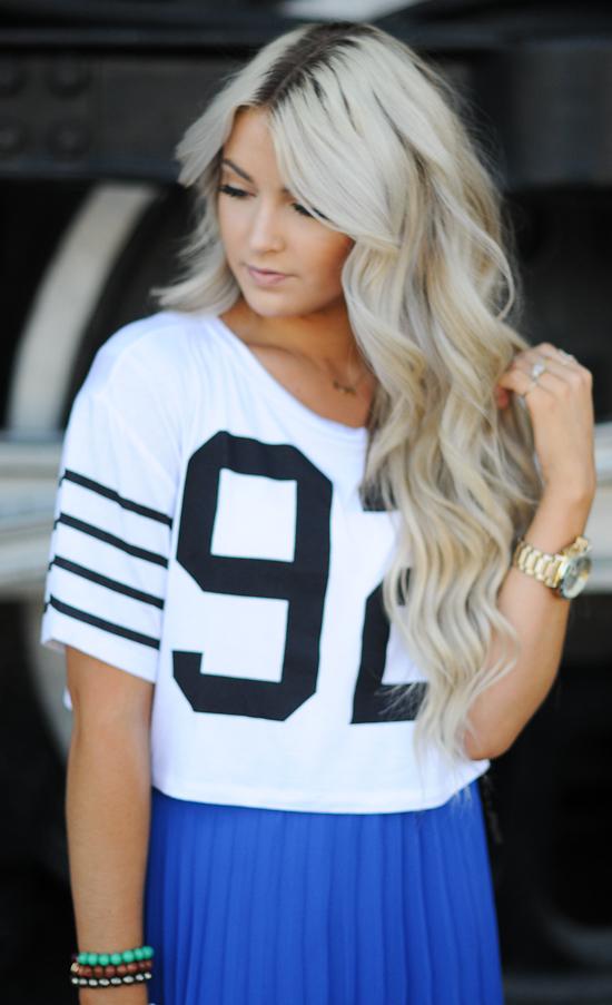 Diy big wavy curls
