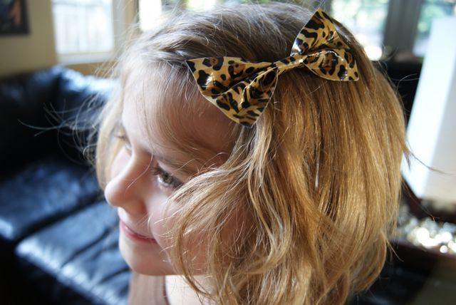 Diy duct tape bow