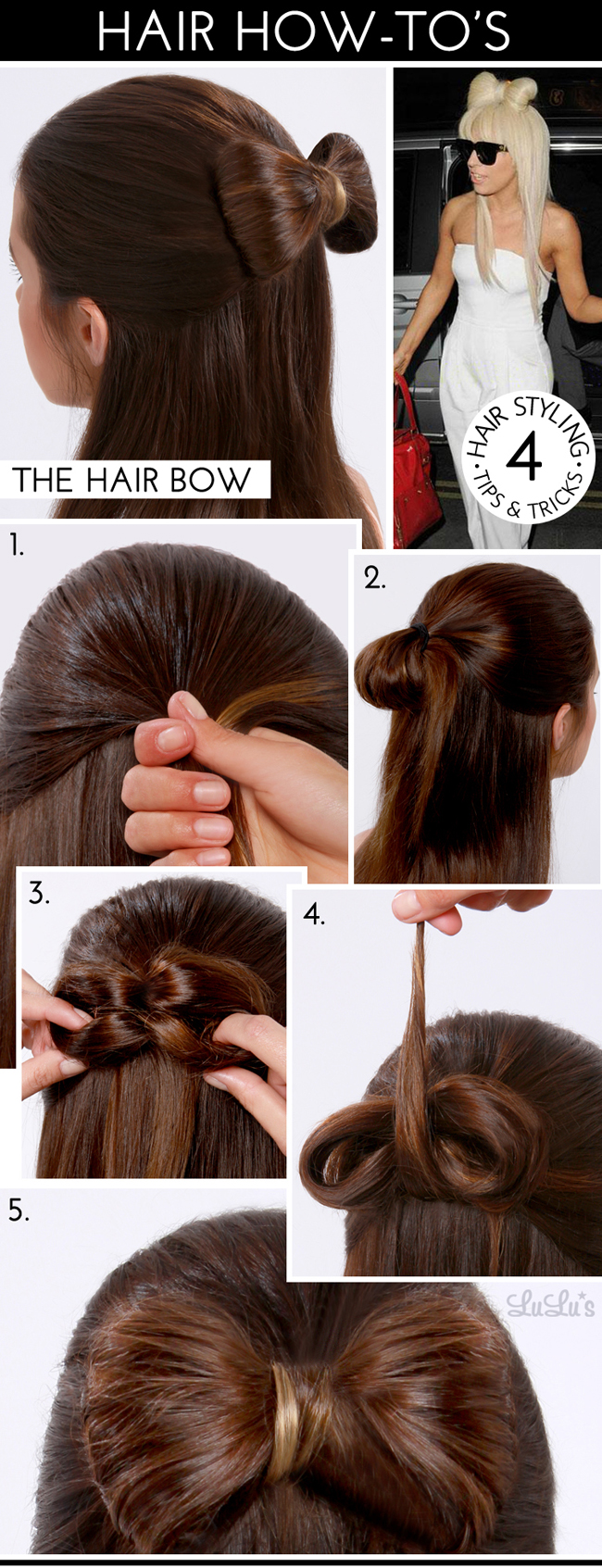 10 Pretty Hairstyles To Experiment With At Home