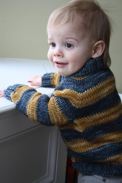 Elmwood sweater