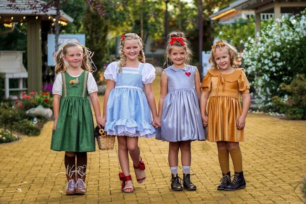 Floral patterns easy funny halloween costumes