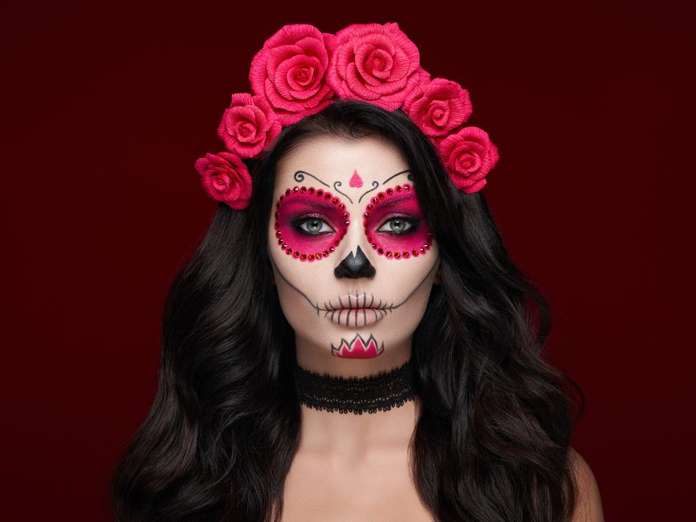 Halloween makeup 40 halloween makeup ideas to try