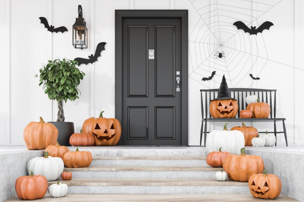 55 Halloween Party Ideas: Fun DIY Halloween Party Decor & Food