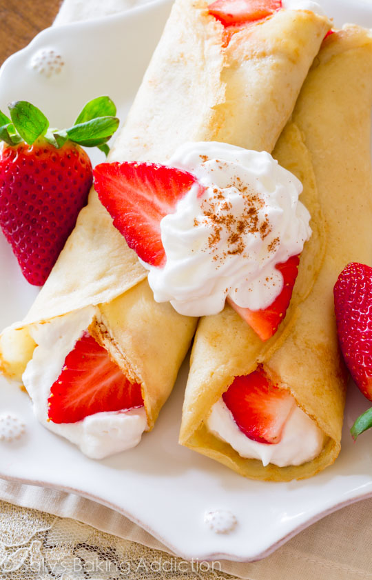 48 Delicious Crepe Fillings That Will Rule Your Sunday Brunch!