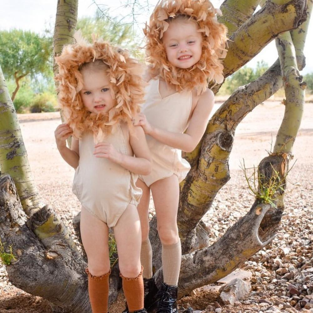 Lions cute easy halloween costumes