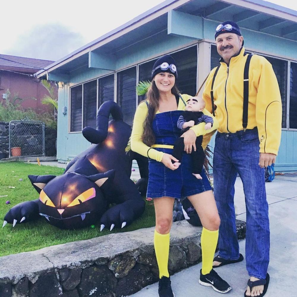 Minions easy diy halloween costumes