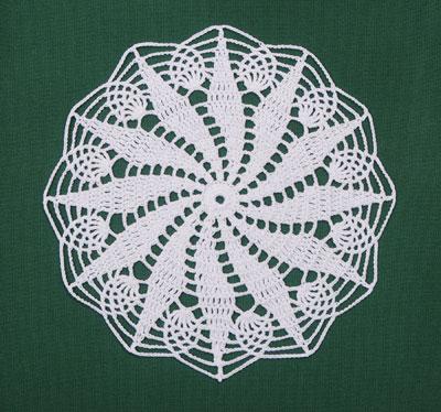 Diy Crochet Lace Doily Patterns