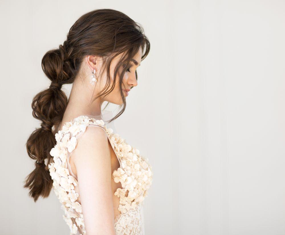 Pretty hairstyle layered braid