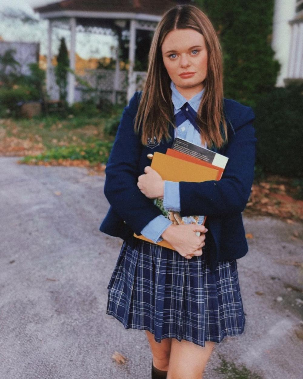 Rory gilmore easy college halloween costumes