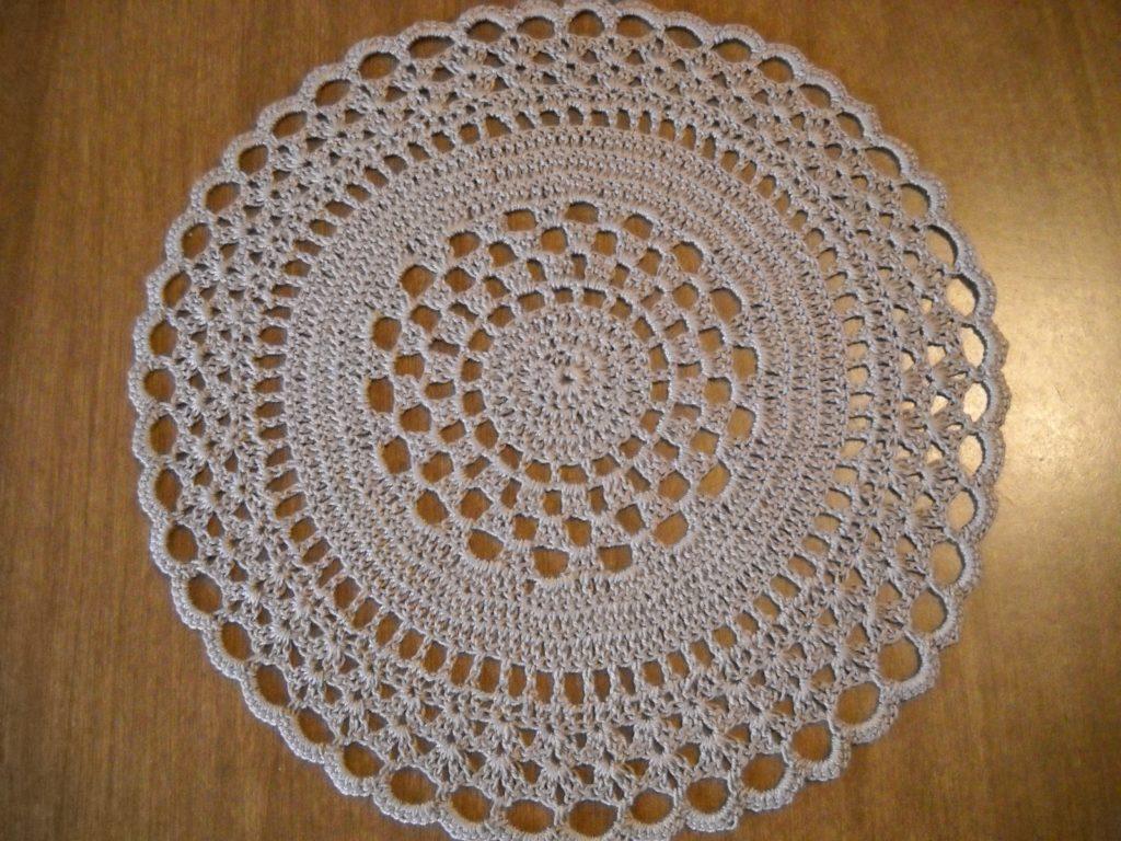 diy crochet lace doily patterns. Black Bedroom Furniture Sets. Home Design Ideas