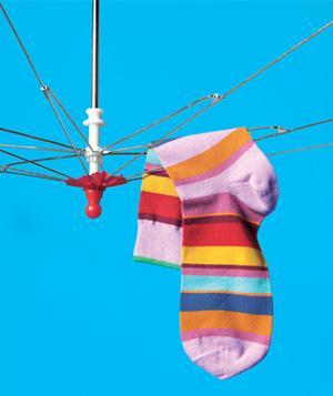 Small garments drying rack