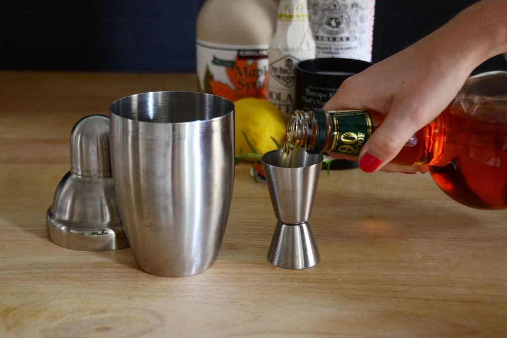 Witches brew halloween cocktail ingredients
