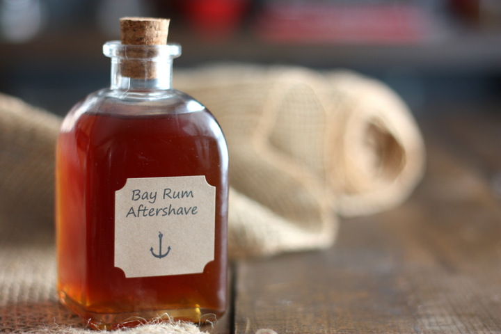 Bay rum aftershave recipe