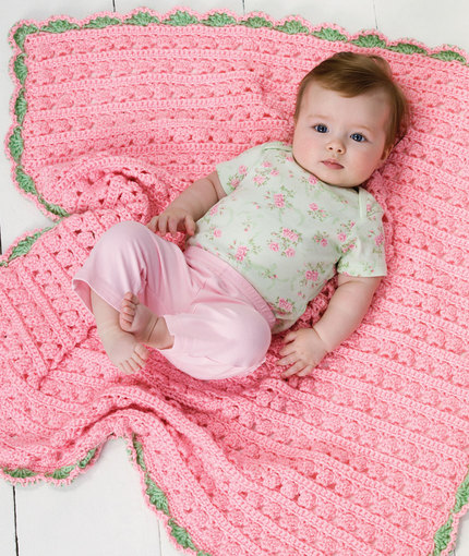 Cuddle and coo baby blanket diy