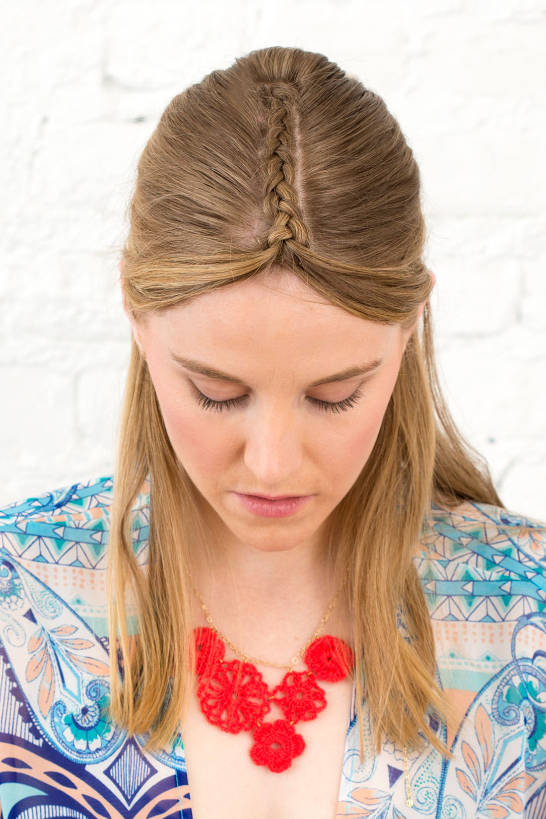 Diy coachella braid tutorial