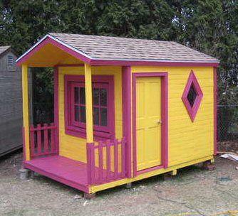 Diy pallet dollhouse