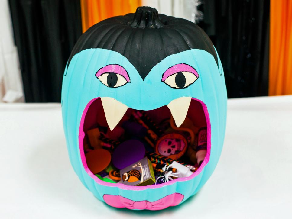 diy teal pumpkin - Diy Halloween Projects