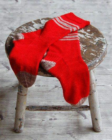 Diy warm socks