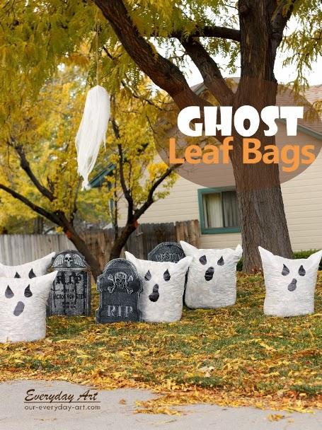 Ghost bags diy