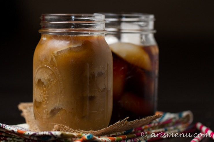 Autumn spiced toddy