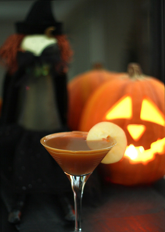 15 yummy fall cocktails for Cocktail 9 mac