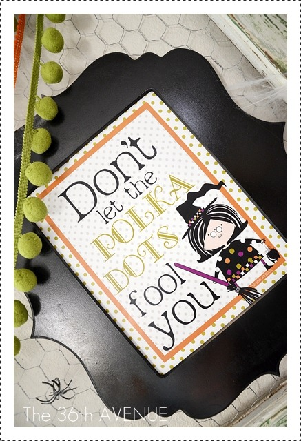 Printables Witch Decorations