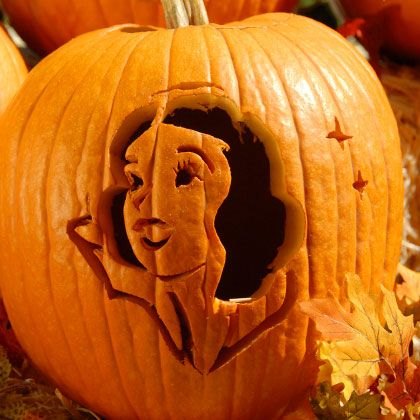 Disney princess carvings