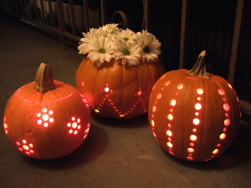 15 Amazing And Inspiring Pumpkin Carving Designs