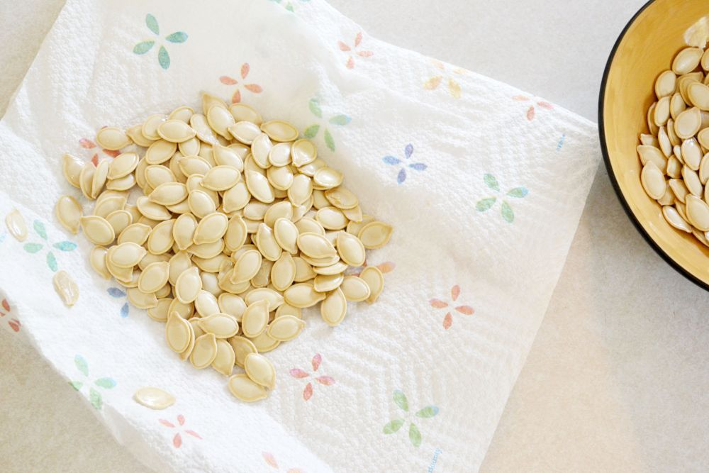 Easy pumpkin seed recipes for fall 2