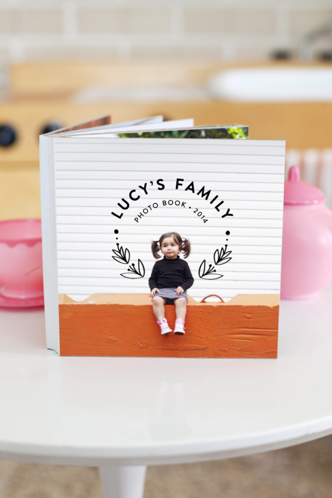 Family board book