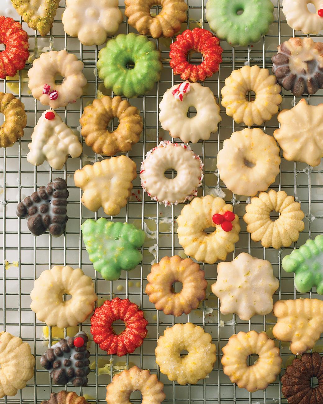 Forum on this topic: Hazelnut Spritz Cookies, hazelnut-spritz-cookies/