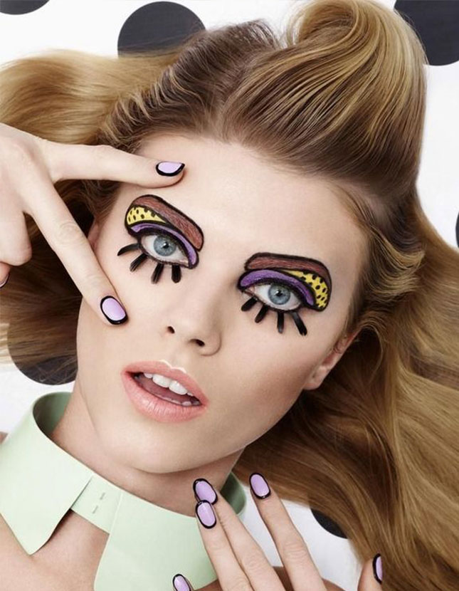 Impressive DIY Halloween Makeup Tutorials