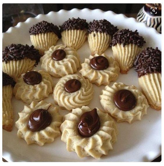 Italian spritz cookies