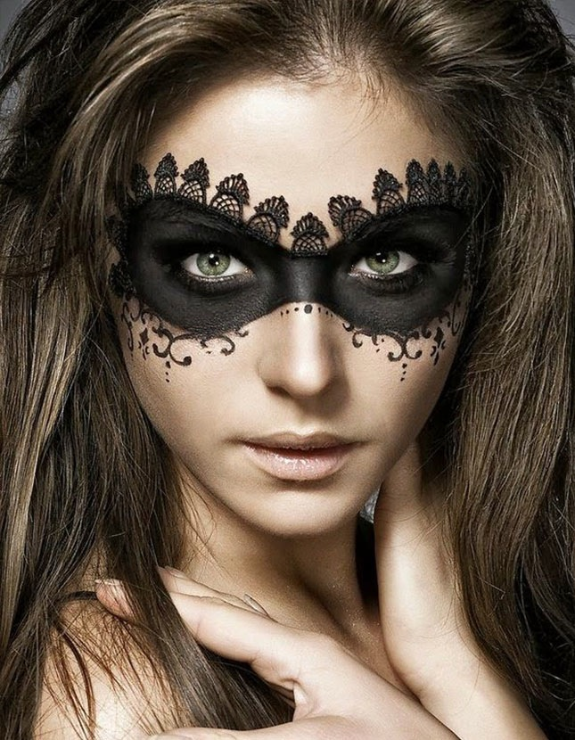 "Lace masquerade ""mask"""