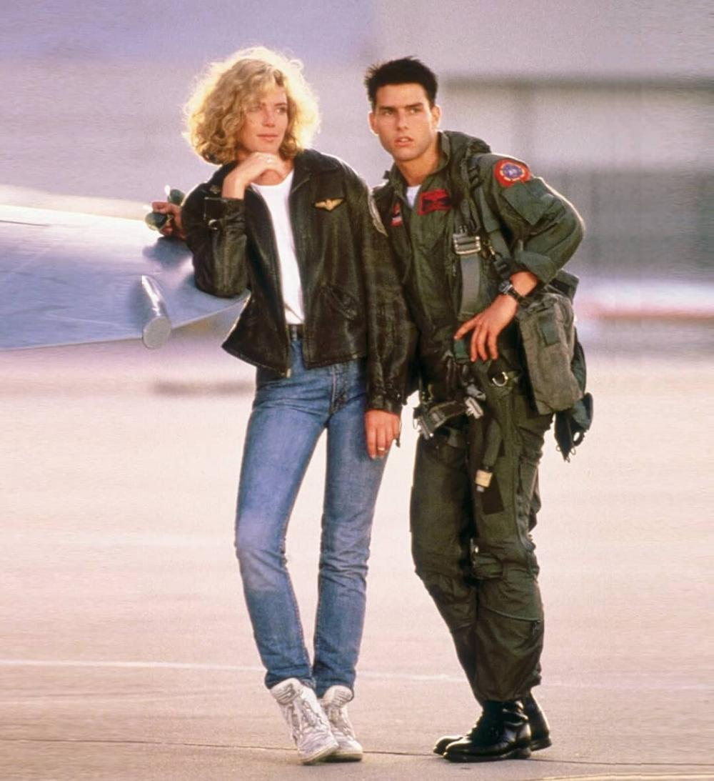 Maverick and charlie from top gun 80s couple costumes