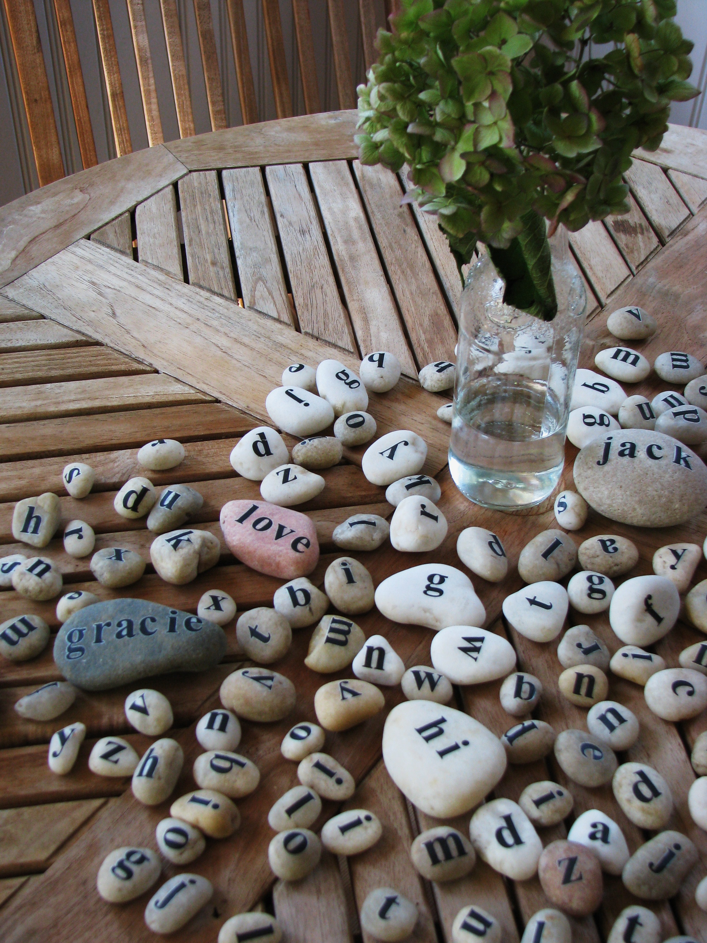 Cool Crafts Made from Rocks, Pebbles, and Stones