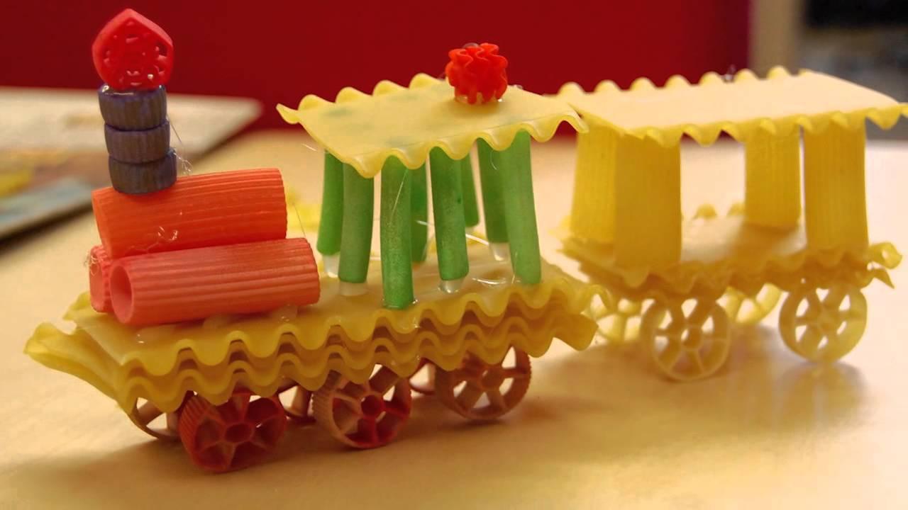 Past noodle choo choo train