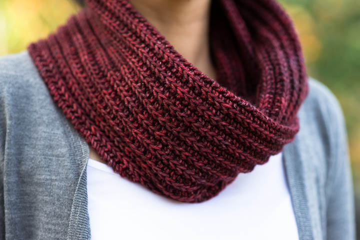 Warm Knitted Cowls for Cold Days