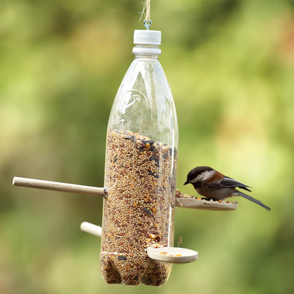 Backyard bird feeder spring craft photo 420 ff0507efda01