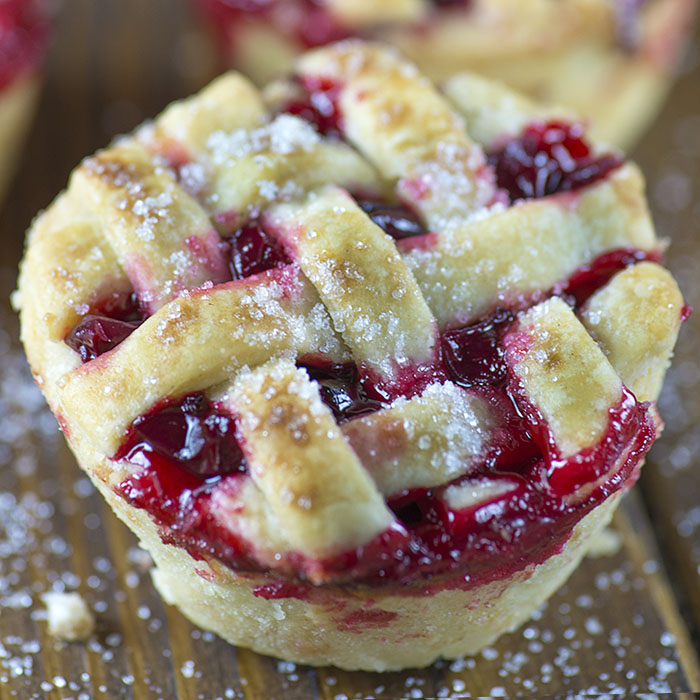 Mini cherry pies recipes