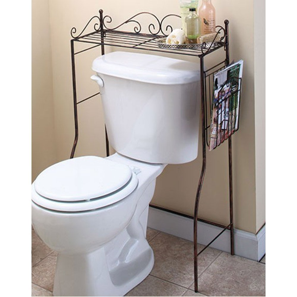 25 Bathroom Space Saver Ideas